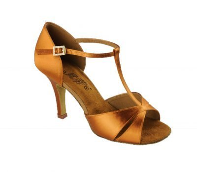 2358 Ladies Latin Shoe