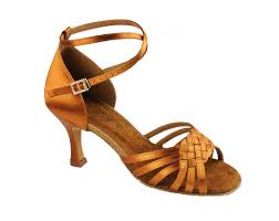 2360 Ladies Latin Shoe