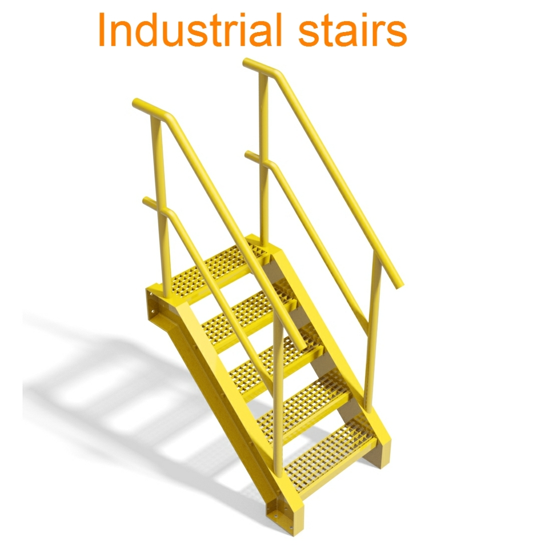 download-cad-models-grate-step-stairs_hf01