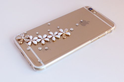 iPhone 6 cover flowers