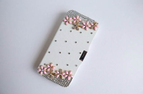 iPhone 6 strass bookcase