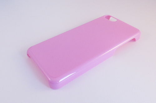 iPhone 5c backcover pink