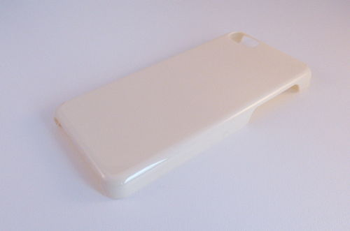iPhone 5c backcover beige