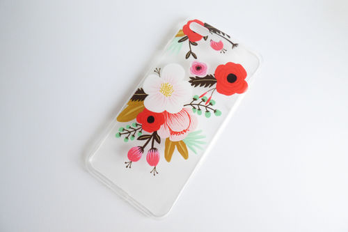iPhone 7 Plus flower case