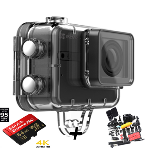 Ezviz S5 Plus Advanced Pack