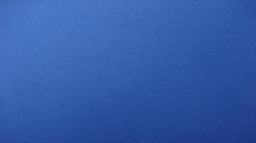 Sweat fabric royal blue