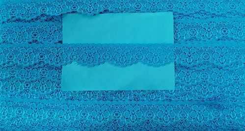 Elastic lace small 45