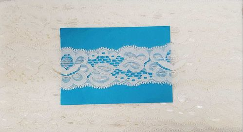 Elastic lace small 71