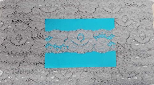 Elastic lace small 62