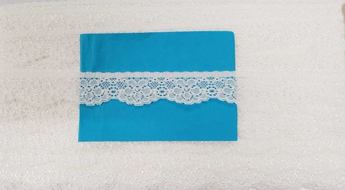 Elastic lace small 55