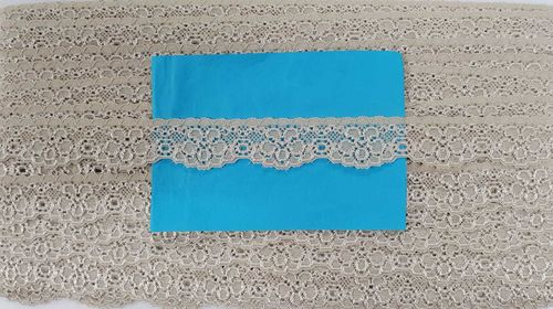 Elastic lace small 54