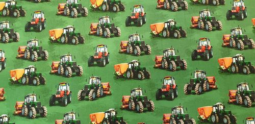 Digitale print Farm machines 337