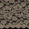 brocade lace Beige