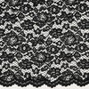 brocade lace Black
