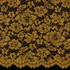 brocade lace Yellow