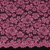 brocade lace Mauve