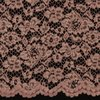 brocade lace Old pink
