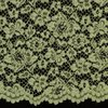 brocade lace Light Green