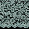 brocade lace Light Blue