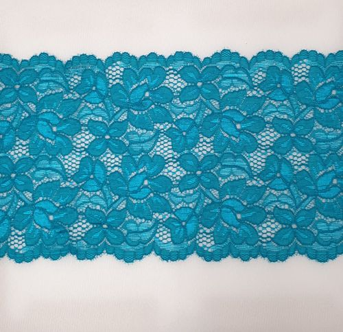 knitted lace 111 Green Turquise