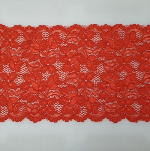 Extandible lace Red