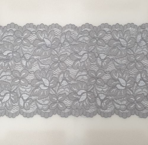 Extandible lace 112 Grey