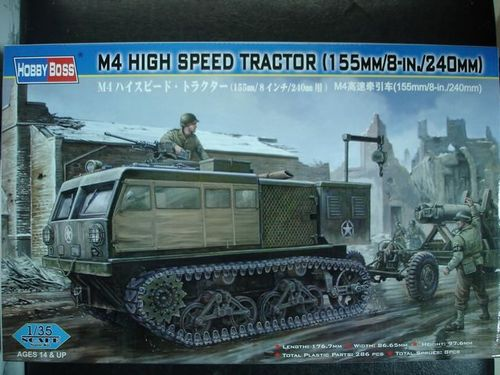 M4 High Speed Tractor 1/35