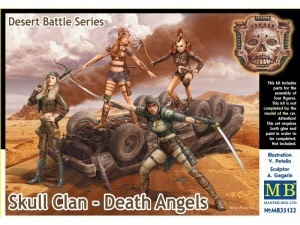 Skull Clan - Death Angels 1/35