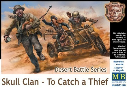 Desert Battle Series, Skull Clan, To Catch a Thief 1/35