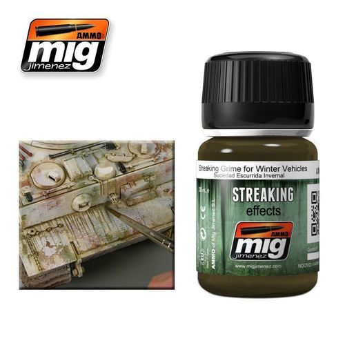 Streaking Grime for Winter Vehicles 35 ml