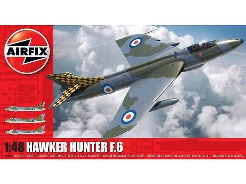 Hawker Hunter F6 1/48